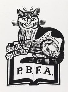 Provincial Booksellers Fairs Association logo